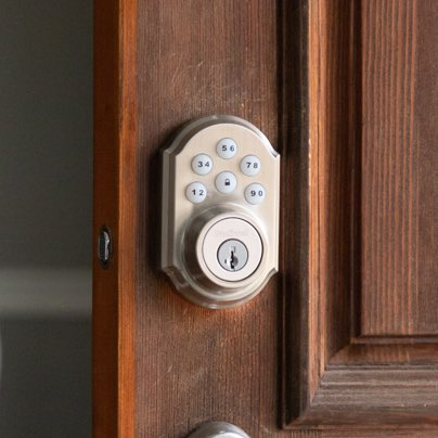 Gaithersburg security smartlock